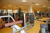 Hotel Aquaworld Resort Budapest - fitness room
