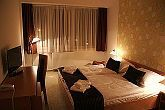 Romantic rooms in the Canada Hotel Budapest