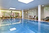 Swimming pool in Hotel Flamenco - 4-star Danubius hotel in Budapest, next to city centre - Wellness and fitness services ensure guest's comfort